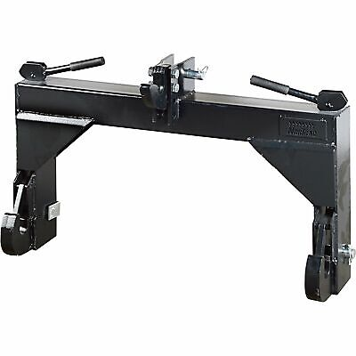 Nortrac 3-pt. Quick Hitch - 36 34in.w Category 2