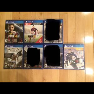 PS4 Playstation 4 Jeux Games