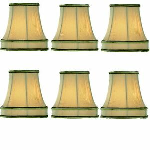 silk fabric lamp shade ebay. Black Bedroom Furniture Sets. Home Design Ideas