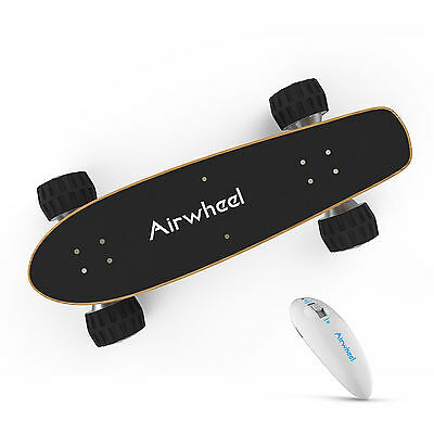 Cyber Month Airwheel M3 Electric Skateboard Electric Scooter Off Road Riding