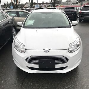2017 Ford Focus Electric only 1500km
