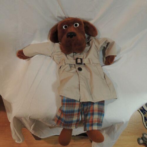 Vintage McGruff The Crime Dog 24 Inch Puppet
