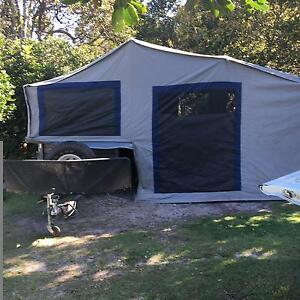 Trackabout Kakadu  camper trailer Tallebudgera Gold Coast South Preview