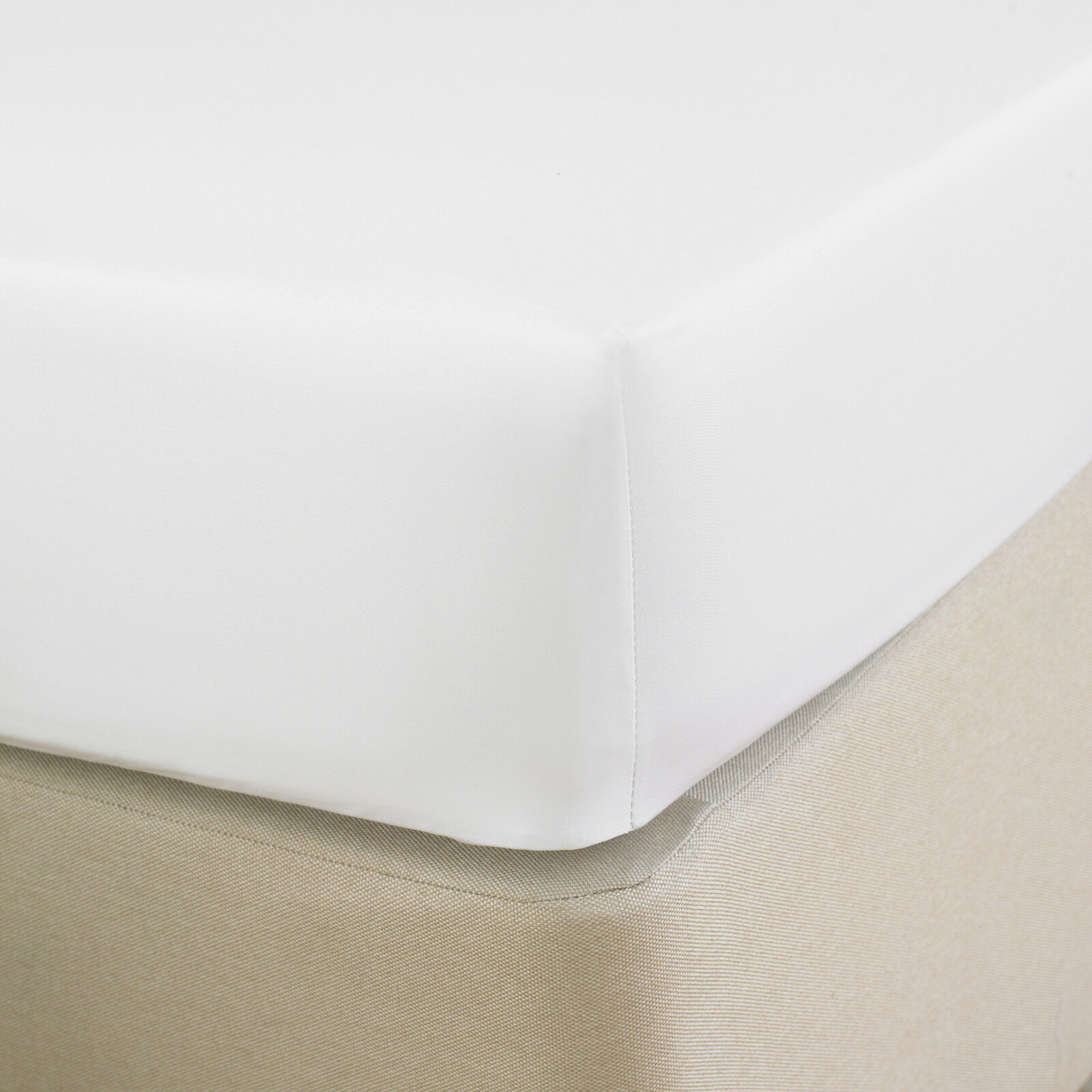 Great Knot 180 Thread Count Valance Single//Ivory