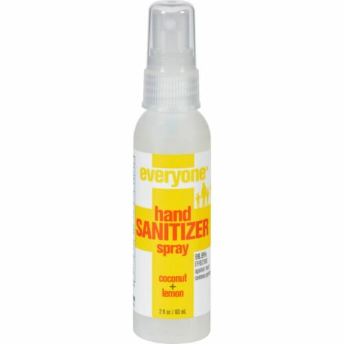 EO Products Hand Sanitizer Spray for Everyone,coconut+lemon,