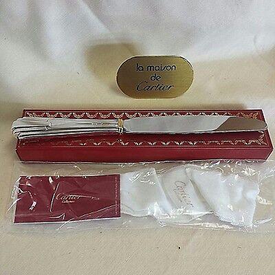 Cartier La Maison De Louis Sterling Silver Flatware - $1,195.95