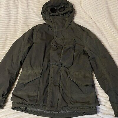 CP Company Re Colour Nycra Google jacket size M