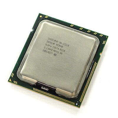 Intel Xeon Quad-Core L5518 2.13GHz 8M 5.86GTs LGA1366 SLBFW Server CPU Processor for sale  Shipping to India