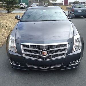2011 Cadillac CTS Performance Coupe