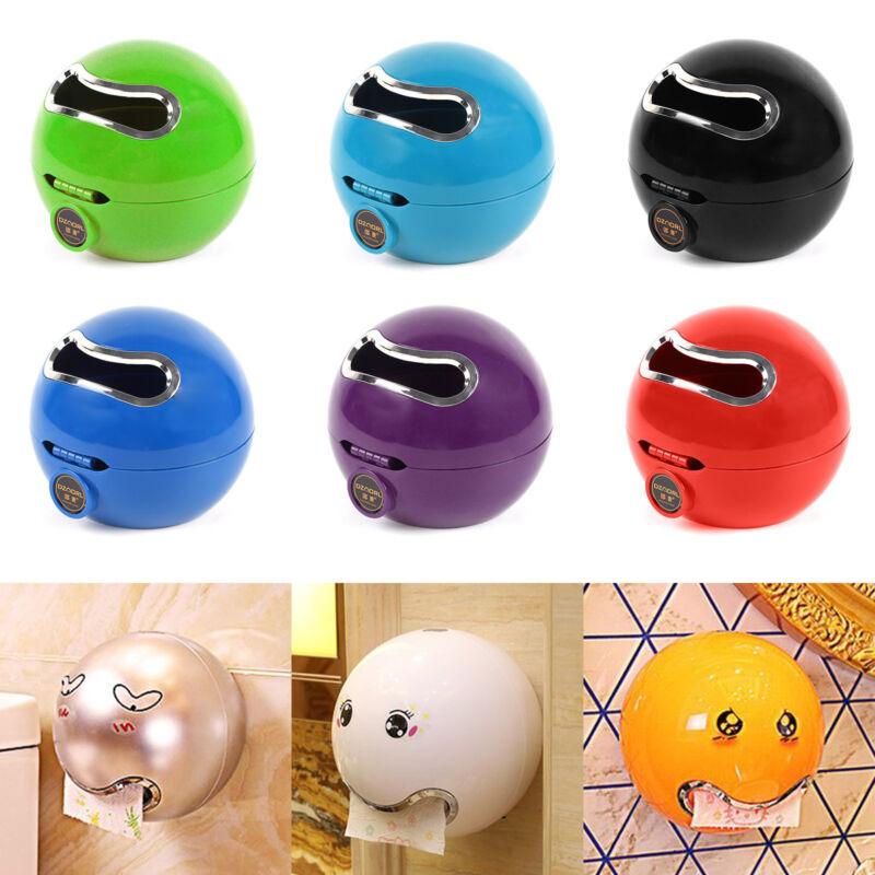 Emoji Kugel Toilettenpapierhalter Klorollenhalter Klopapierhalter RollenhalterWC