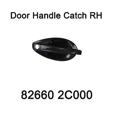 OEM Genuine Outside Door Handle Catch RH 826602C000 for Hyundai Tiburon 2003~08