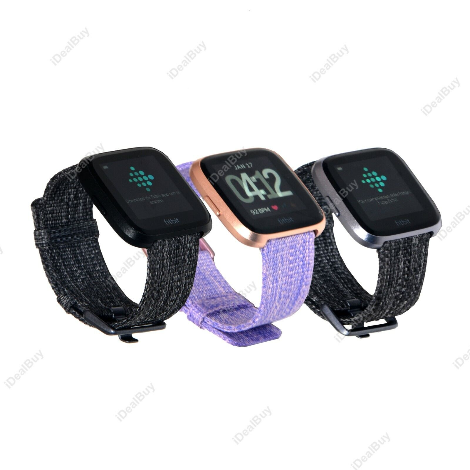 versa fb505 smart watch special edition fitness
