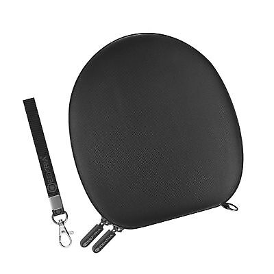 Geekria EJB-0029-06 UltraShell Full Size Hard Headphones Case with Space for Cable, AMP, Earpads, iPod, Parts and Accessories (Black)