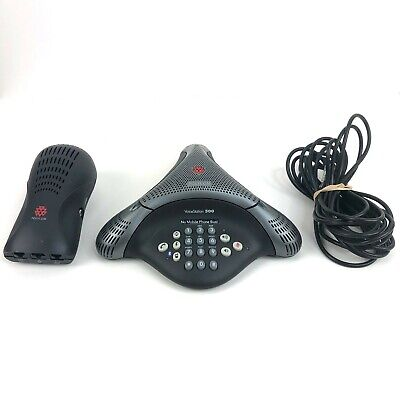 Polycom Voicestation 500 Conference Phone Wall Module 2201-17900-001