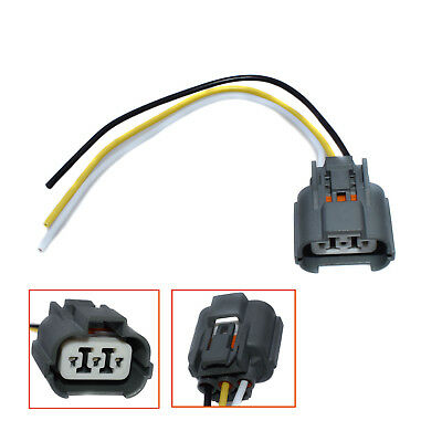 New Speed Sensor Connector Wiring Plug Pigtail For Honda Acura Accord Civic