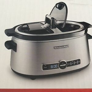 KitchenAid Artisan Slow Cooker Ocean Shores Byron Area Preview