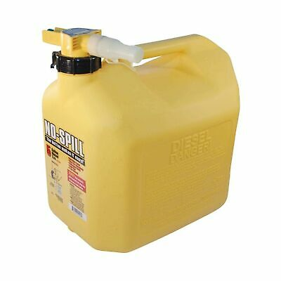 No-spill 1457 Diesel Fuel Can