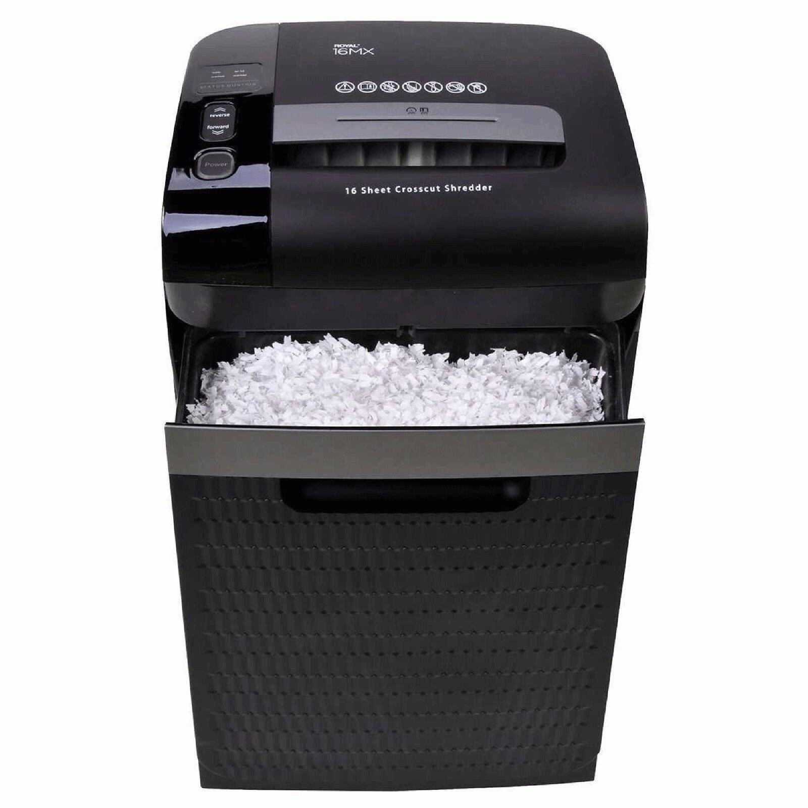 cross cut paper shredder The micro-cut shredder can push 12 sheets (and credit cards) into the nine-inch wide feed slot per pass into 5/65-inch x 9/16-inch cross-cut particles, which stamps it as the most secure shredder on this list.