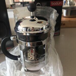 Chambord Bodum 4 cup coffee maker French press