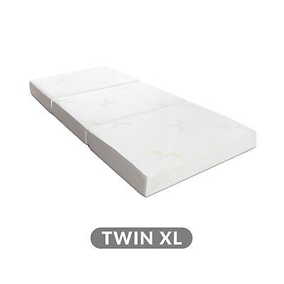 Milliard TWIN 6-Inch Memory Foam Tri-fold Mattress with Ultr
