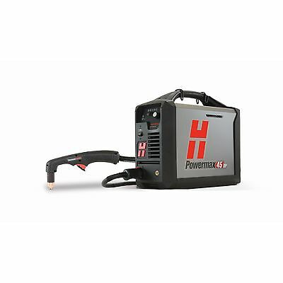 Hypertherm Powermax45 Xp Plasma Cutter With 20ft Hand Torch 088112