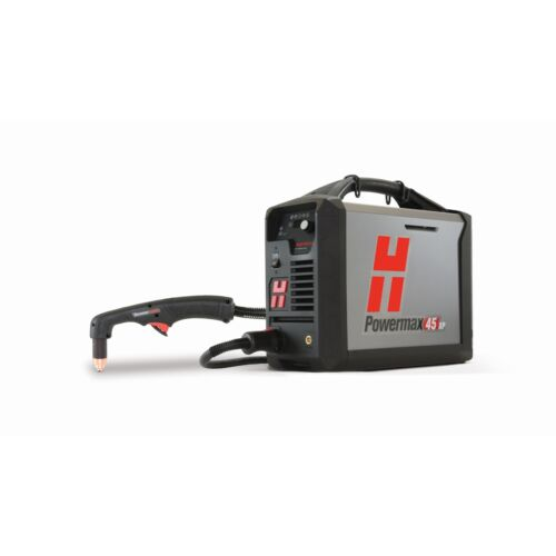 Hypertherm Powermax45 XP Plasma Cutter with 20ft Hand Torch (088112)
