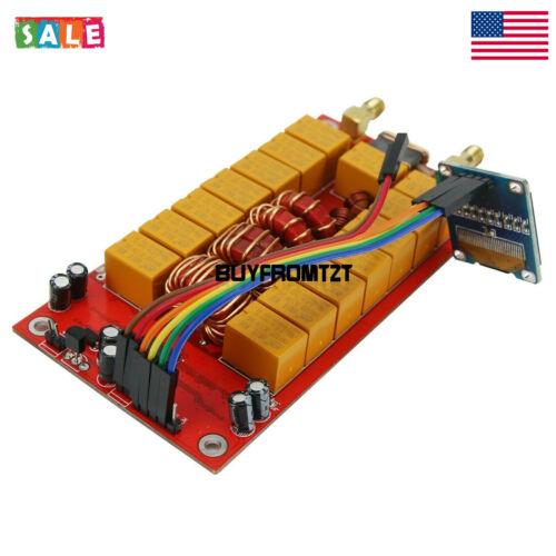 ATU-100 Automatic Antenna Tuner 1.8-50MHz 100W OLED Upgraded Hardware 3.2 US*