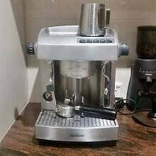 #Sunbeam coffee machine # very new condition Ferntree Gully Knox Area Preview