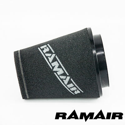 Ramair Performance Universal Induction Intake Custom Foam Air Filter - 100mm ID