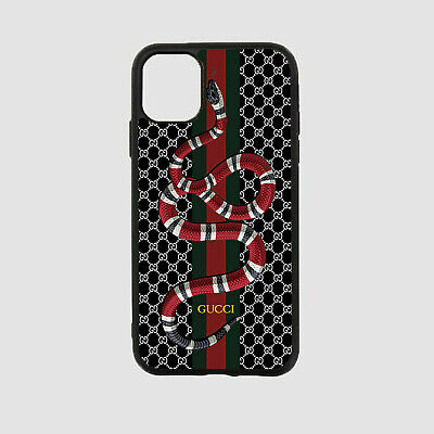 New Guccy44r Case for iPhone 6 6s 7 8 Plus X XR XS 11 Pro Max Cover