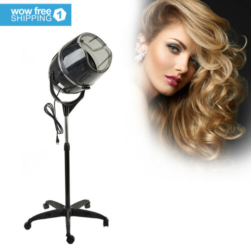 Hair Dryer Timer Swivel Hood Caster for Salon Beauty Profess