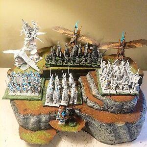 Selling Warhammer Fantasy High Elf Army  Windsor Region Ontario image 1