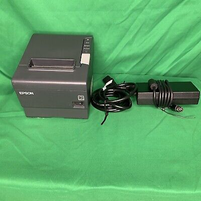 Gilbarco Passport Pa04060013 Epson Tm-t88v Receipt Printer Refurbished