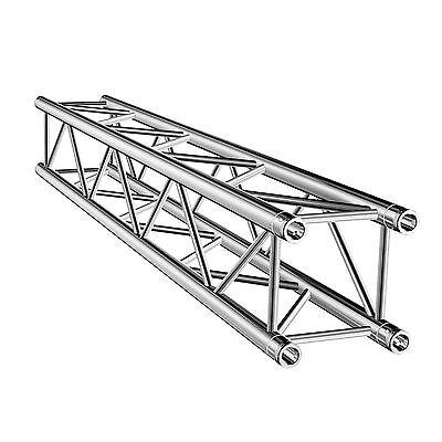 6.56 FT/2.00M Square Box Lighting Trussing Section Fits Global Truss F34 SQ-4112