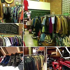 1/2 Price off all Clothing, Shoes, Bags, vintage, retro,Furniture Brunswick Moreland Area Preview