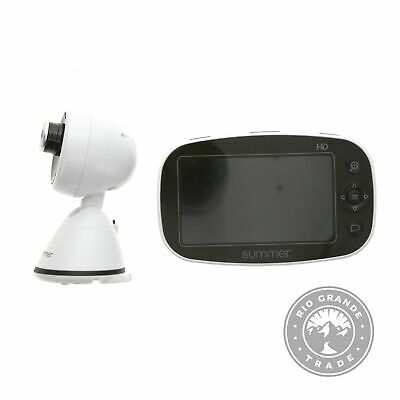 USED Summer Infant Baby 36044 Pixel Zoom HD Video Monitor With 5 Display - $117.49
