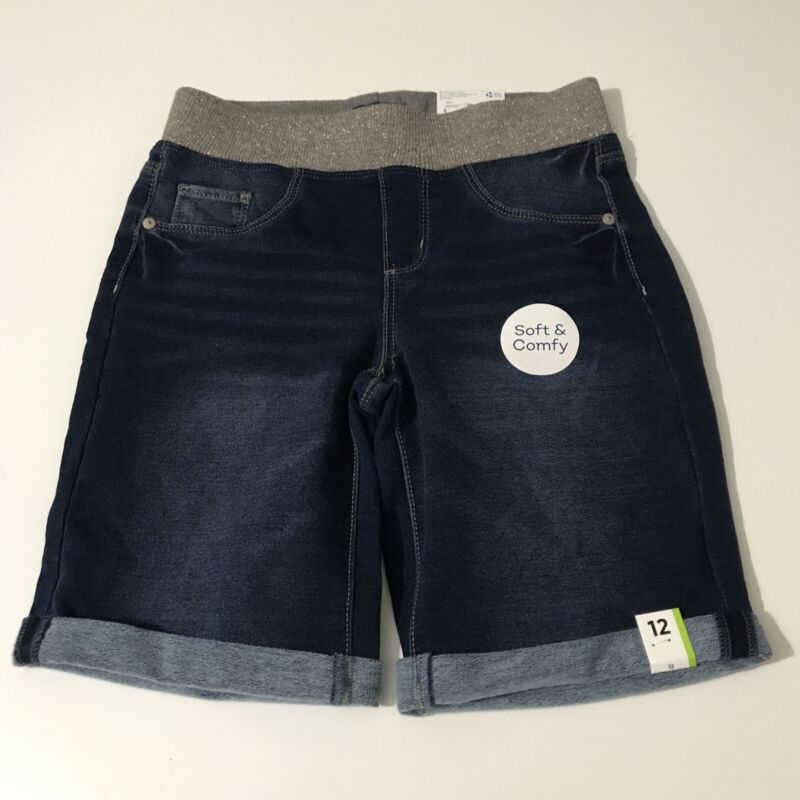 3 Arizona Jean Co Shorts For Girls Size 12 Regular New