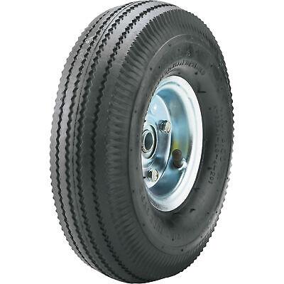 Ironton 10in. Sawtooth Pneumatic Tire