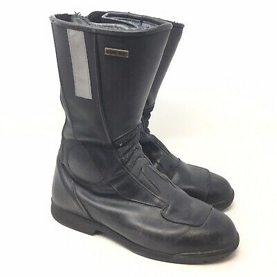 BMW M1 Goretex Leather Motorcycle Boots Men