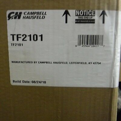 Tf2101 Campbell Hausfeld 5hp 2-stage Compressor Pump With Flywheel