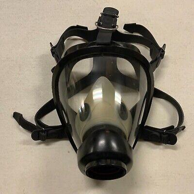 Survivair Sperian Scba Mask Firefighter Rescue Respirator Medium