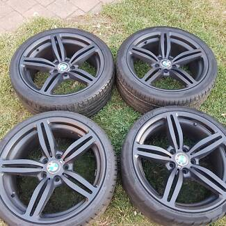 "BMW E46 E36 E90 19"" Wheels"