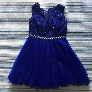 Royal Blue Dress For Sale (Price Negotiable)