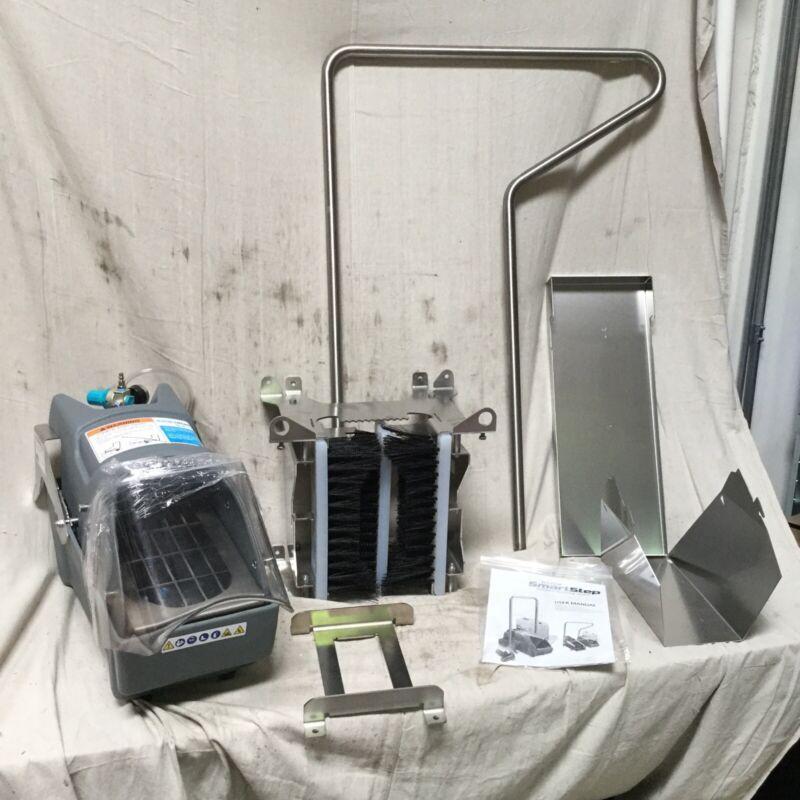 SMARTSTEP ADB0002-BS Footwear Sanitizing Unit 3-6 Users/Min Plastic None Drain