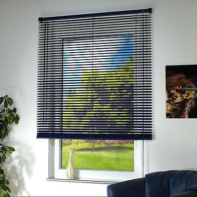 Kunststoffjalousie Rollo Jalousette PVC Jalousie 4 Farben Vorhänge Fenster Türen