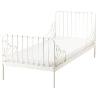 Childrens bed AND single mattress