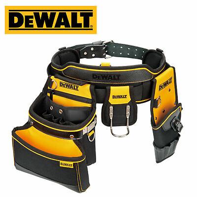 [Dewalt] DWST81228-8 / Pouch Set Heavy Duty Multi Purpose Tool Belt ⭐Tracking⭐