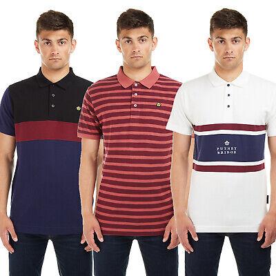 Putney Bridge (Putney Bridge - Mens - Fashion - Polo Shirts - London Style - S-XXL)