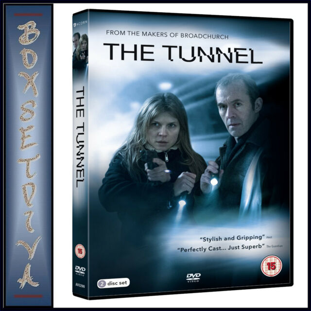 THE TUNNEL - COMPLETE SERIES 1  *BRAND NEW DVD***