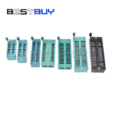 Multi-function Universal Zif Dip Ic Test Socket Pack 1620283240 Pin Bbc